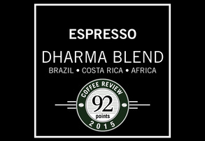 Display temple coffee dharma espresso blend3