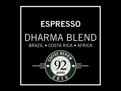 Temple Coffee Dharma Espresso Blend