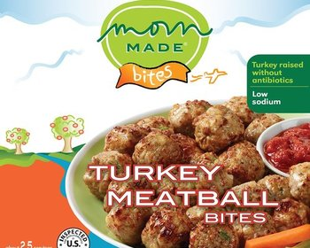 Market card turkey meatballs