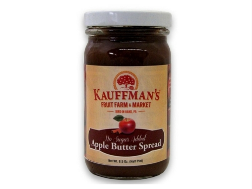 8.5oz Apple Butter