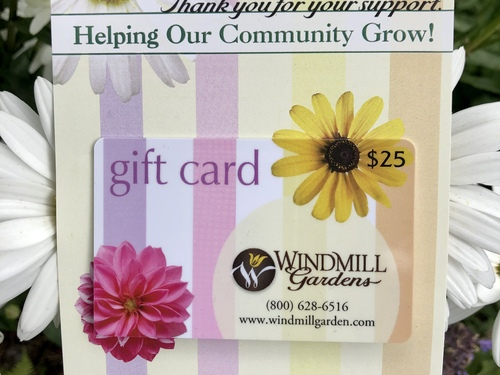 Windmill $25 Gift Card