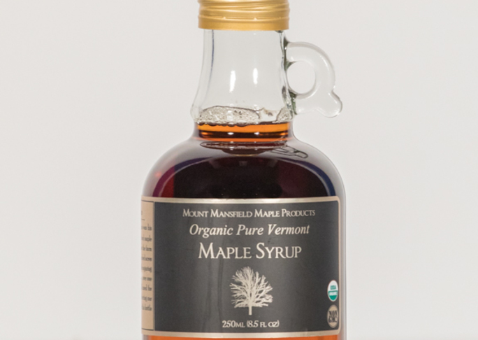 Details organic 250ml maple syrup