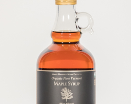 Card image organic 500ml maple syrup