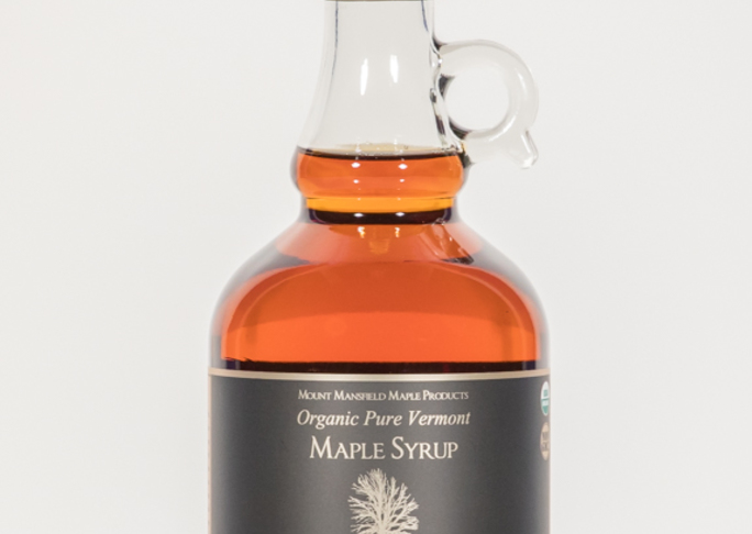 Details organic 500ml maple syrup
