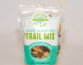 Card image trail mix