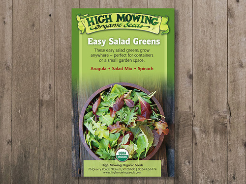 Salad Greens Gift Box