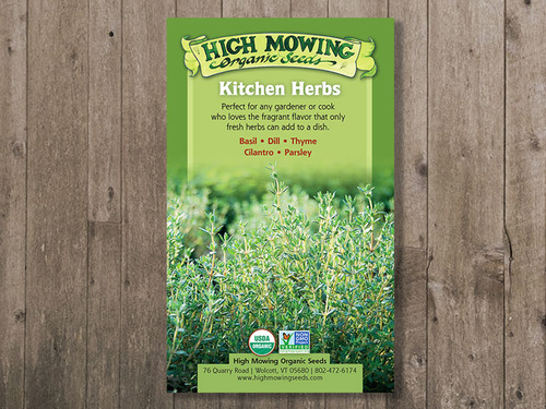 Kitchen Herbs Gift Box