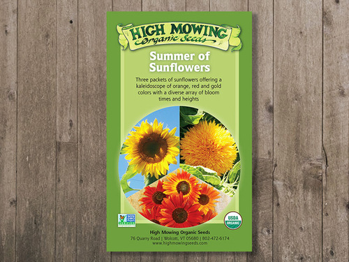 Summer of Sunflowers Gift Box
