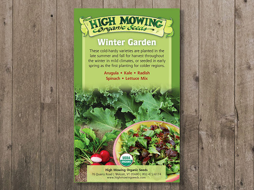 Winter Garden Gift Box