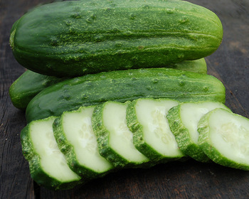 Market card national pickling cucumber