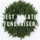 Wes at Best Wreath Fundraiser